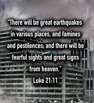 Earthquakes - Steve Wohlberg