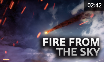 Fire From the Sky - Steve Wohlberg